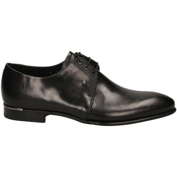 Schuhe Herren Derby-Schuhe Fabi NAGOYA nero-nero