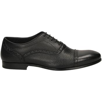 Schuhe Herren Derby-Schuhe Fabi FLUORO nero-nero
