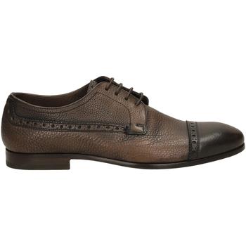 Schuhe Herren Derby-Schuhe Fabi FLUORO ebano-ebano