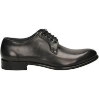 Schuhe Herren Derby-Schuhe Brecos MONTECARLO DELAVE grine-grigio-nero