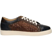 Schuhe Herren Sneaker Low Brecos CAPRI azztm-blu-marrone