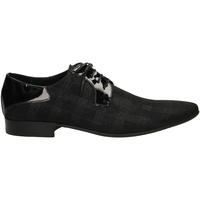 Schuhe Herren Derby-Schuhe Edward's NINO FENICE nero-nero