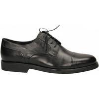 Schuhe Herren Derby-Schuhe Edward's LIGHT nero-nero