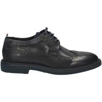 Schuhe Herren Derby-Schuhe Café Noir DERBY CODA DI RONDIN blu-blu