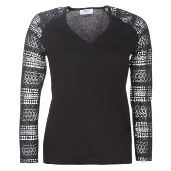 Kleidung Damen Pullover Betty London LOLA Schwarz