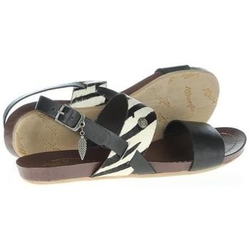 Schuhe Damen Sandalen / Sandaletten Wrangler Lola Safary WL141652-62 schwarz