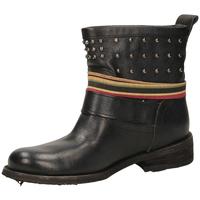 Schuhe Damen Boots Felmini LAVADO black-nero