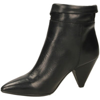 Schuhe Damen Low Boots Juice Shoes TEVERE nero-nero