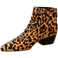 Schuhe Damen Low Boots What For FERDINAND dcame-camel