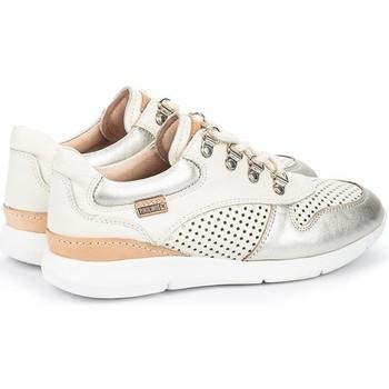 Pikolinos W0R-6758C2 Beige - Schuhe Derby-Schuhe-et-Richelieu Damen 6215