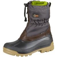 Schuhe Jungen Schneestiefel Vista Winterboots 11-05388 anthrazit 11-05388 grau