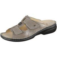 Schuhe Damen Pantoletten / Clogs Finn Comfort Pantoletten 02558 537189 beige