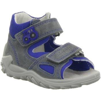 Schuhe Jungen Babyschuhe Superfit Sandalen FLOW 4-09011-25 25 grau