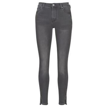 Kleidung Damen Slim Fit Jeans Armani Exchange 6GYJ19-Y2HFZ-0905 Grau