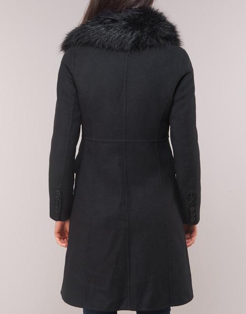 Moony Mood Litela Schwarz - Kostenloser Versand | Kleidung Mäntel Damen 8999