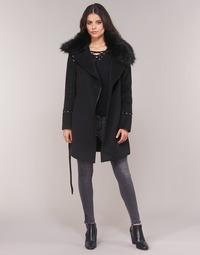 Kleidung Damen Mäntel Moony Mood LITEA Schwarz