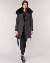 Kleidung Damen Mäntel Moony Mood LITEA Grau