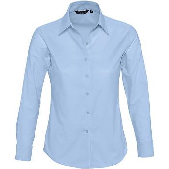 Kleidung Damen Hemden Sols EMBASSY OXFORD GIRL Azul