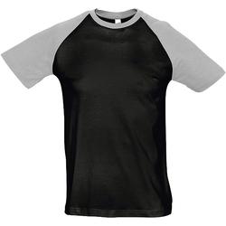 Kleidung Herren T-Shirts Sols FUNKY CASUAL MEN Multicolor