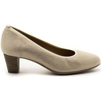 Schuhe Damen Pumps Desiree 91030 Gold