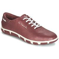 Schuhe Damen Sneaker Low TBS JAZARU Bordeaux