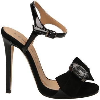 Schuhe Damen Sandalen / Sandaletten Marc Ellis VERNICE nero-nero