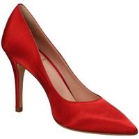 Schuhe Damen Pumps Malù RASO cardi-rubino