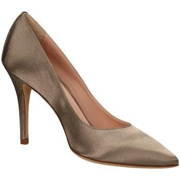 Schuhe Damen Pumps Malù RASO fango-fango
