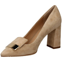Schuhe Damen Pumps The Seller CAMOSCIO camel-camel