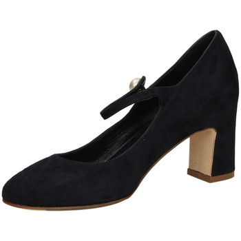 Schuhe Damen Pumps The Seller CAMOSCIO navy-navy