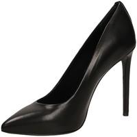 Schuhe Damen Pumps Marc Ellis CAMOSCIO nero-nero