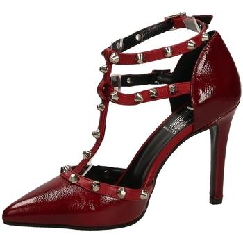 Schuhe Damen Pumps Mivida FINISH E NAPPA rosso-rosso