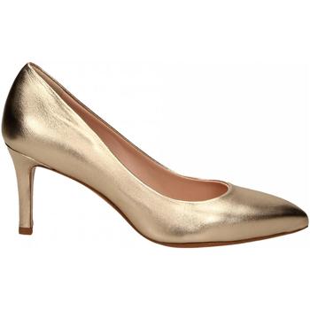 Schuhe Damen Pumps Malù LAMINATO oro