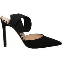 Schuhe Damen Pumps Enzo Di Martino CAMOSCIO nero