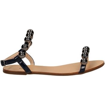 Schuhe Damen Sandalen / Sandaletten Schutz  drebl-blu