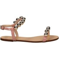 Schuhe Damen Sandalen / Sandaletten Schutz  poros-rosa