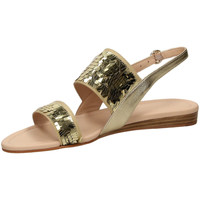 Schuhe Damen Sandalen / Sandaletten What For SANDIE gold-oro