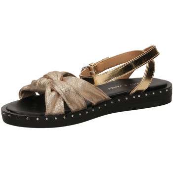 Schuhe Damen Sandalen / Sandaletten Janet&Janet KALIKA plati-platino