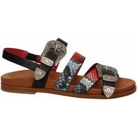 Schuhe Damen Sandalen / Sandaletten 181 BOGORIA MALAGA nero