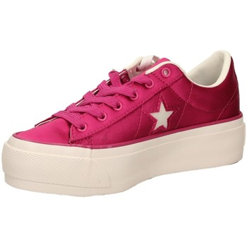 Schuhe Damen Sneaker Low All Star ONE STAR PLATFORM OX vberw-fuxia