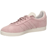 Schuhe Damen Sneaker Low adidas Originals GAZELLE STITCH AND T wonpi-rosa