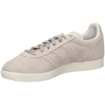 Schuhe Damen Sneaker Low adidas Originals GAZELLE STITCH AND T greyt-grigio
