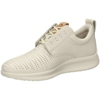 Schuhe Damen Sneaker Low Ecco AQUET LADIES white-bianco