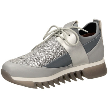 Schuhe Damen Sneaker Low Alexander Smith  lamsi-argento