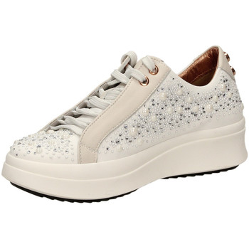 Schuhe Damen Sneaker Low Alexander Smith  striv-avorio