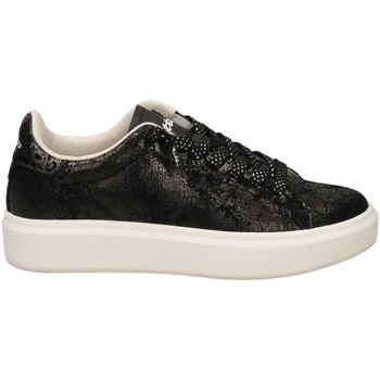 Schuhe Damen Sneaker Low Lotto IMPRESSIONS CRACK W black-nero