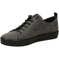 Schuhe Damen Sneaker Low Ecco SOFT 8 L SHINEBRIGHT black-nero