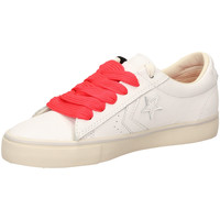 Schuhe Damen Sneaker Low All Star PRO LEATHER VULC OX white-bianco