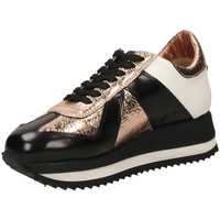 Schuhe Damen Sneaker Low Alexander Smith CRACKLE rose-rosa