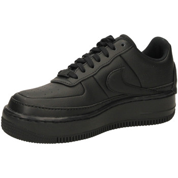 Schuhe Damen Sneaker Low Nike AIR FORCE 1 JESTER X gold-nero